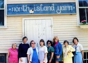 North Island Yarn employed 10 islanders at its peak.