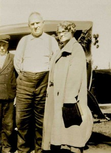 Lorenzo and Sadie Bunker managed the Vinalhaven Poor Farm