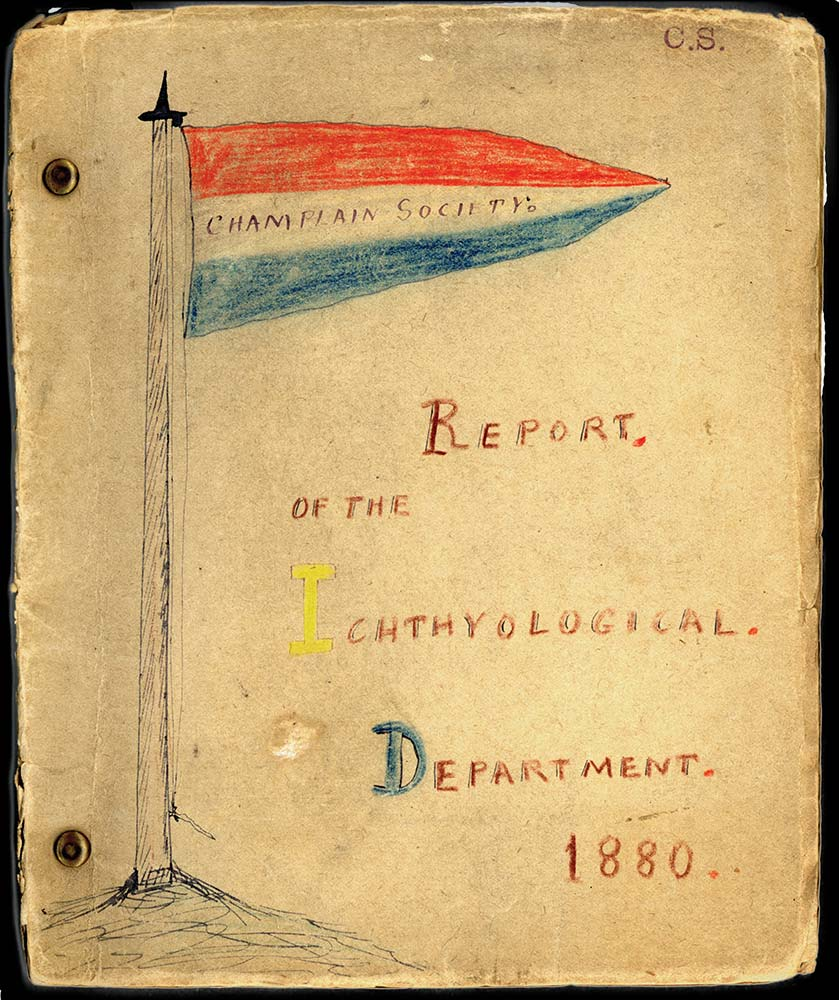 """""""Report of the Chthyological Department, 1880"""""""